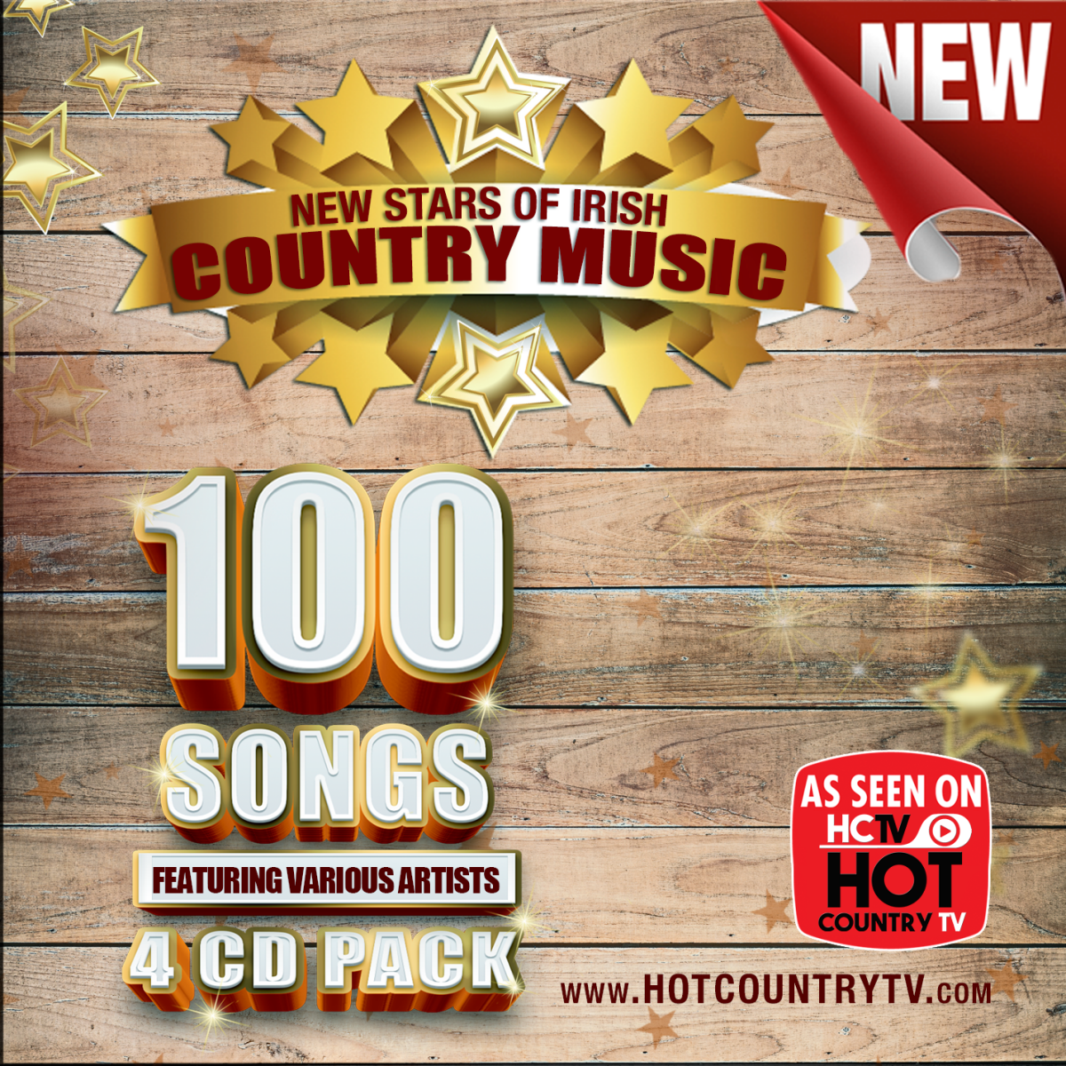 Mail Order & Events - Hot Country TV